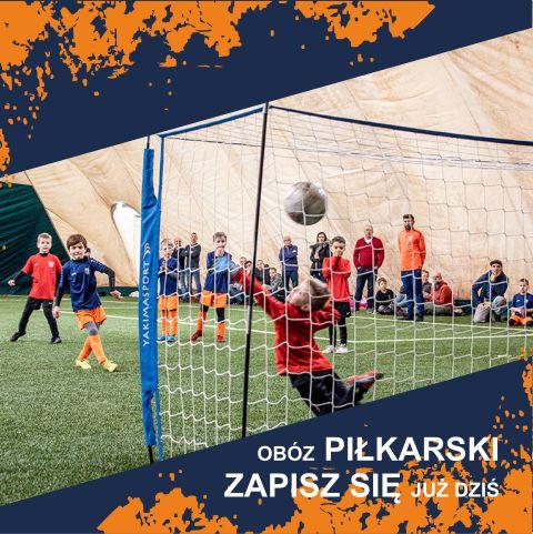Obóz piłkarski ZIMA 2021